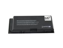 BTI - Laptop-Batterie - 1 x Lithium-Ionen 6 Zellen 5200 mAh - für Dell Precision Mobile Workstation M4600, M50, M6600