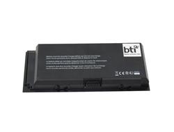 BTI - Laptop-Batterie - 1 x Lithium-Ionen 9 Zellen 8400 mAh - für Dell Precision Mobile Workstation M4600, M6600
