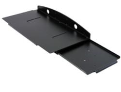 Ergotron - Tastatureinschub - Schwarz - für Ergotron 100 Series, 200 Series, 300 Series, 400 Series