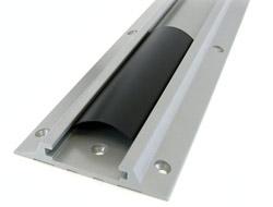 Ergotron Wall Track - Wall Track - Silber - 25.4 cm - für P/N: 45-353-026, 45-354-026, 80-063-200, 80-105-064, 80-107-200, 97-468-202