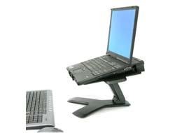 Ergotron Neo-Flex Notebook Lift Stand - Notebook-Ständer - Schwarz