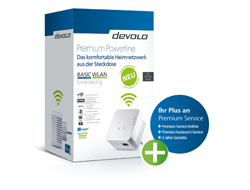 devolo BASIC WLAN Starterset V2 9658