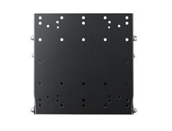 Neovo WMK-03 - Wandhalterung für LCD-Display - Stahl - Schwarz
