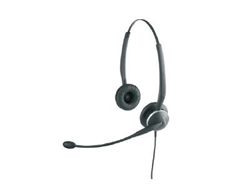 Jabra GN 2100 Flex-Boom Duo - Headset - On-Ear