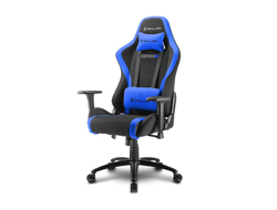 Sharkoon - SKILLER SGS2 GAMING SEAT BK/BU