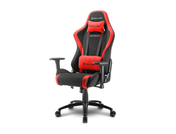 Sharkoon - SKILLER SGS2 GAMING SEAT BK/RD