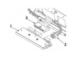 Zebra - 1 - 600 dpi - Druckkopf - für PAX 110PAX, 110PAX3; Xi Series 110XiIIIPlus