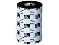 Zebra 2100 Wax - 1 - Schwarz - 60 mm x 450 m - Thermotransfer-Farbband (Packung mit 12 ) - für Zebra Z4000, Z4Mplus, Z6000, Z6M, Z6MPlus, ZM400, ZM600; PAX 110; Xi Series 140