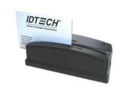 ID TECH Omni 3237 Heavy Duty Slot Reader - Magnetkartenleser ( Spuren 1, 2 & 3 ) - USB