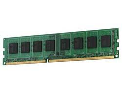 QNAP - DDR3 - 4 GB - DIMM 240-PIN - 1600 MHz / PC3-12800 - für QNAP TS-1279U-RP, TS-1679U-RP, TS-879U-RP