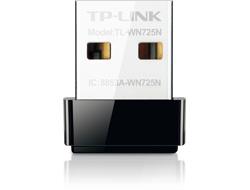 TP-LINK TL-WN725N - Netzwerkadapter - USB 2.0 - 802.11b, 802.11g, 802.11n