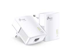 TP-LINK - AV1000 POWERLINE STARTER KIT