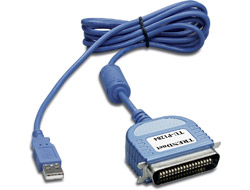 TRENDnet TU-P1284 - Parallel-Adapter - USB - IEEE 1284