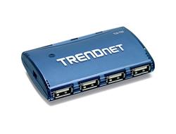 TRENDnet TU2 700 - Hub - 7 x USB 2.0 - Desktop