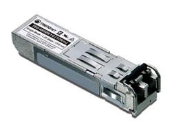 TRENDnet TEG MGBS10 - SFP (Mini-GBIC)-Transceiver-Modul - Gigabit Ethernet - 1000Base-LX - LC Einzelmodus - bis zu 10 km