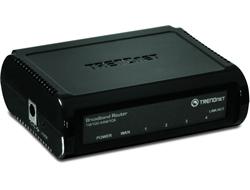 TRENDnet TW100-S4W1CA - Router