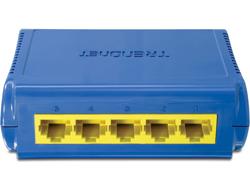TRENDnet TE100 S5 - Switch - 5 x 10/100 - Desktop