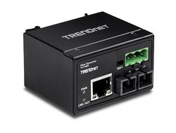 TRENDnet TI-F10SC - Medienkonverter - Fast Ethernet - 10Base-T, 100Base-FX, 100Base-TX - RJ-45 / SC multi-mode - bis zu 2 km